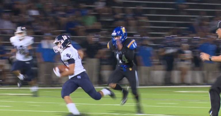 Smithson Valley Trounces Austin Anderson 60-20 In Season Opening Win