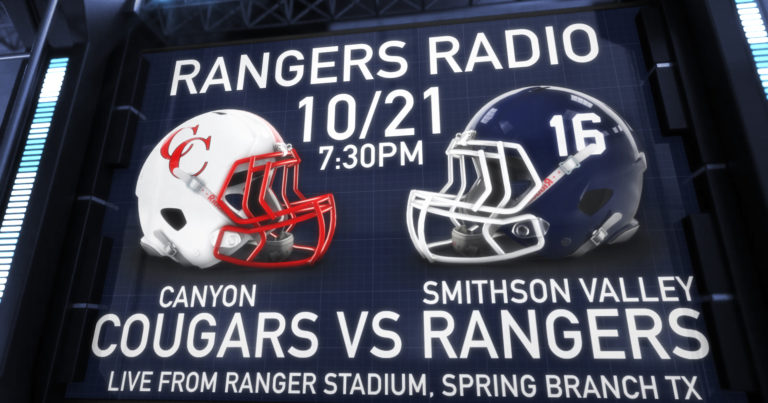 Red Hot Rangers Look To Keep Momentum Going Against Canyon