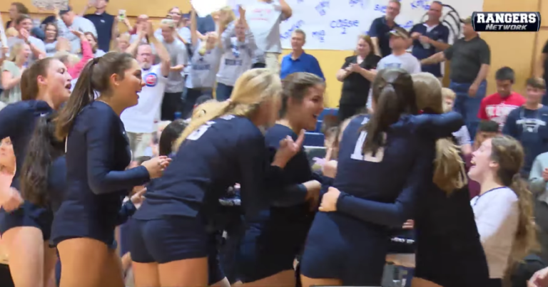 2016 Ranger Volleyball earns a wealth of honors and achievements